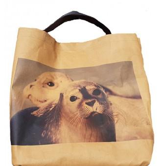 Zeehond  tas